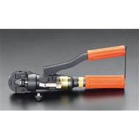 エスコ(esco) 14.0-60.0mm2油圧圧着工具(裸端子用) 1組 EA539A(直送品)