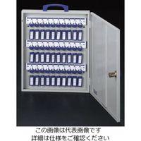 エスコ(esco) 350x415x53mm キーボックス(30本用) 1個 EA956VD-32(直送品)