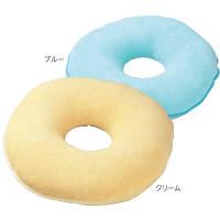 デラックス円座 ブルー 1030 日本エンゼル (直送品)