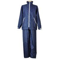 コヤナギ R9465001134 レインスーツ イージーレイン EZー55 ネイビーLL 1着 (直送品)