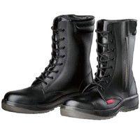 DONKEL Dynasty PU2(ドンケル ダイナスティPU2) 耐滑 安全靴 D-7004 27.0cm(3E) 1足 R92090222 (直送品)