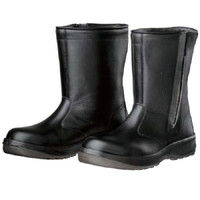 DONKEL Dynasty PU2(ドンケル ダイナスティPU2) 耐滑 安全靴 D-7006 24.0cm(3E) 1足 R92090223 (直送品)