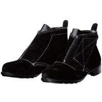 DONKEL(ドンケル) 耐熱 安全靴 T-2 ブラック 27.5cm(3E) R92090232 1足 (直送品)