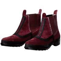 DONKEL(ドンケル) 耐熱 安全靴 T-4 24.5cm(3E) R92090234 1足 (直送品)