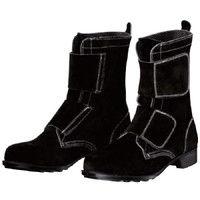DONKEL(ドンケル) 耐熱 安全靴 T-5 ブラック 25.0cm(3E) 1足 R92090235 (直送品)