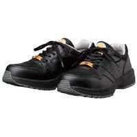 ドンケル R9209032203 静電気帯電防止靴 ダイナスティ SDー22 黒22.0cm 1足 (直送品)