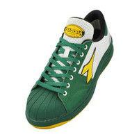 ドンケル R209014511 ディアドラ安全作業靴 キーウィ KWー651緑&イエロー&ホワイト 26.0cm 1足 (直送品)