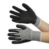 R9473803492 作業手袋 スーパーストレッチ 黒 L 1セット(10双入) 福徳産業 (直送品)