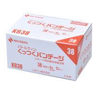 ニチバン くっつくバンデージ KB38 1箱(12巻入) (取寄品)
