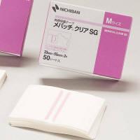 ニチバン メパッチクリアSG M 1セット(300枚:2枚×50シート入×3箱) (取寄品)