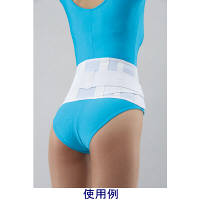 中山式腰椎医学コルセット スリムライト 3L 020919 中山式産業 (取寄品)