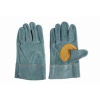 シモングローブ 4112971 牛床革手袋 オイル加工 107BHオイル達人LLサイズ 1セット(10双入) (直送品)