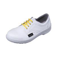 シモン(Simon) 安全靴 7511白静電靴 24.0cm 1122610 1足(直送品)