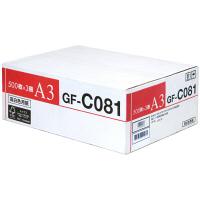 キヤノン 高白色用紙 GF-C081 A3 1箱(500枚×3冊入)