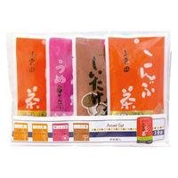 玉露園 こんぶ茶スティック 4種アソート
