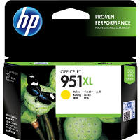 HP インクジェットカートリッジ HP951XL イエロー CN048AA