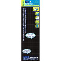 ソニック 粘着剤付マグネットシート カットタイプ MS-342 1枚(150片入)