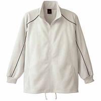 AITOZ(アイトス) ブリスタージャケット(男女兼用) シルバー M AZ2870-004 (直送品)