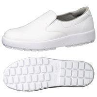ミドリ安全 2125026205 超耐滑軽量作業靴ハイグリップ Hー400N 白23.0cm 1足 (直送品)