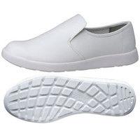 ミドリ安全 2125020005 超軽量耐滑作業靴ハイグリップ Hー800 白23.0cm 1足 (直送品)
