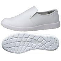 ミドリ安全 2125020009 超軽量耐滑作業靴ハイグリップ Hー800 白25.0cm 1足 (直送品)
