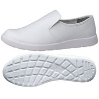ミドリ安全 2125020013 超軽量耐滑作業靴ハイグリップ Hー800 白27.0cm 1足 (直送品)
