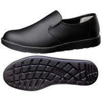 ミドリ安全 2125020203 超軽量耐滑作業靴ハイグリップ Hー800 黒22.0cm 1足 (直送品)