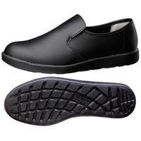 ミドリ安全 2125020209 超軽量耐滑作業靴ハイグリップ Hー800 黒25.0cm 1足 (直送品)
