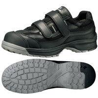 ミドリ安全 JSAA認定 作業靴 プロスニーカー MPN905 26.5cm ブラック 1足 2125055612(直送品)