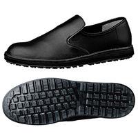 ミドリ安全 2125063302 ハイグリップ 作業靴 Hー100N 黒 大サイズ29.0cm 1足 (直送品)