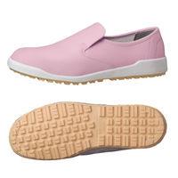 ミドリ安全 2125065412 超耐滑作業靴ハイグリップ Hー100C ピンク26.5cm 1足 (直送品)