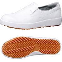 ミドリ安全 2125067009 粉職場専用耐滑作業靴 コナグリップ CGー700白 25.0cm 1足 (直送品)