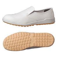 ミドリ安全 2125064207 超耐滑作業靴ハイグリップ Hー100C 白24.0cm 1足 (直送品)