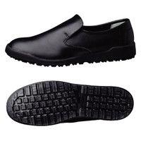 ミドリ安全 2125064404 超耐滑作業靴ハイグリップ Hー100C 黒22.5cm 1足 (直送品)