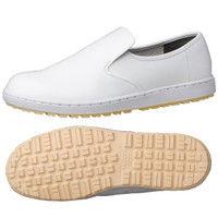 ミドリ安全 2125063004 ハイグリップ 作業靴 Hー100N 白22.5cm 1足 (直送品)
