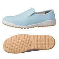 ミドリ安全 2125065302 超耐滑作業靴ハイグリップ Hー100C 青大サイズ 29.0cm 1足 (直送品)