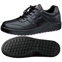 ミドリ安全 2125077502 超耐滑軽量作業靴ハイグリップ Hー711N 黒大サイズ 29.0cm 1足 (直送品)