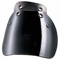 ミドリ安全 2299902304 靴備品 甲プロ女性型 黒 L 1足 (直送品)