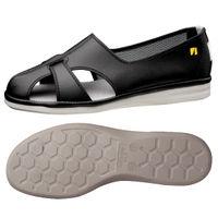 ミドリ安全 2100001103 静電作業靴 PSー01S 大サイズ 黒30.0cm 1足 (直送品)