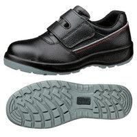 ミドリ安全 2125080114 先芯入り作業靴 デサフィオ DSFー02 黒マジックタイプ 27.5cm 1足 (直送品)