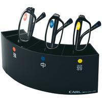 カール事務器 老眼鏡スタンドセット EGS-01 1セット