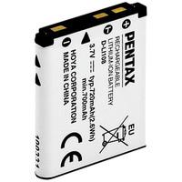 ペンタックス デジタルカメラ「Optio」用充電式バッテリー D-LI108 1個