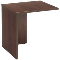 プラス ネクシスデスク(NEXIS) 幅1800mm専用サイドテーブル 1台