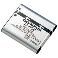 オリンパス デジタルカメラ「STYLUS」用充電式バッテリー LI-50B 1個