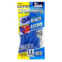 モデルローブ ニトリル手袋 No.600 LL ニトリルモデル 1双 エステー