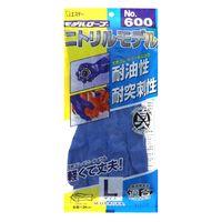 モデルローブ ニトリル手袋 No.600 L ニトリルモデル 1双 エステー