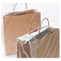 スーパーバッグ 雨の日手提袋カバー(小) 1袋(50枚入)