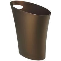 アンブラ スキニーカン 7.5L ゴミ箱 ブロンズ BZ 1個