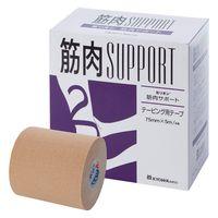 共和 ミリオン筋肉サポート 75mm×5m LN-D75 1箱(4巻入) (取寄品)