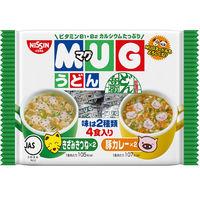 日清食品 日清マグうどん(4食入)